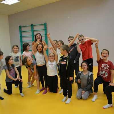 Atelier Théâtre - Familles Rurales
