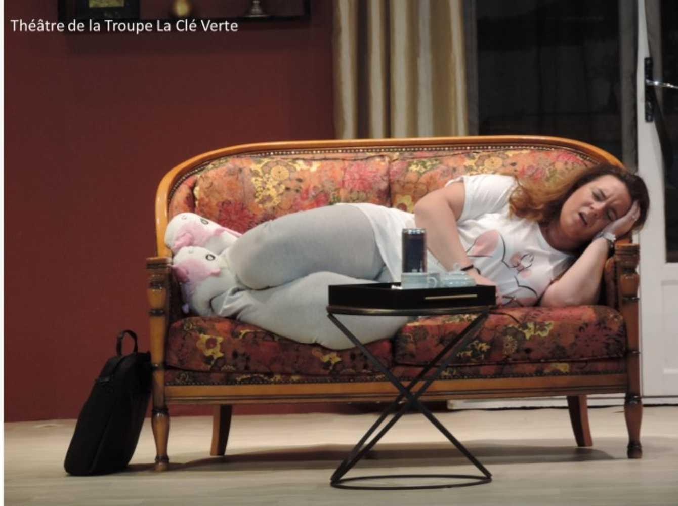 Troupe de théâtre la Clé Verte : photos des représentations image4